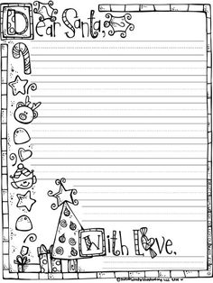 Christmas roll a story freebie you can easily modify for use in a letters to santa paper spiritdancerdesigns Images