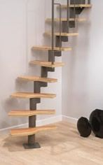Paddle staircases