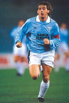 Lazio Giuseppe Signori Striker 1992-1997 Large photo