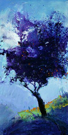 Midnight Tree - Robert Burridge
