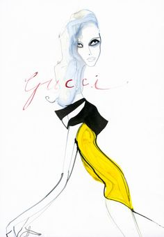 Exhibitions - Fashion Illustration Gallery