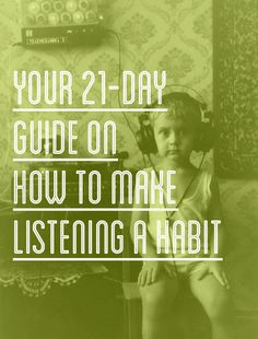 Learn French: Your 21-Day Guide on How to Make Listening a Habit - Talk in French #learning #method #french
