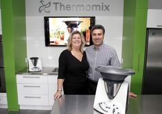 Congratulations for Thermomix Canada, a new storefront at 710 rue Bouvier, Quebec City