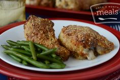 """Oven Baked """"Fried"""" Chicken 