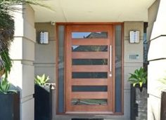Solid timber pivot door white translucent laminated glass and heavy duty hydraulic pivot system. & Timber pivot door Perth   Front doors   Pinterest   Pivot doors ... Pezcame.Com