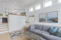 This 1/2 duplex is the result of a heritage conversion. With an impressive interior consisting of 11' ceilings, skylights, and hardwood floors, the attention to detail has not gone unnoticed. The mountain views visible from both the kitchen and the primary bedroom, also give the home a cozy Pacific Northwest vibe. If you think that a home like this one is in your future, we can help make it happen! Contact our team today: info@ruthanddavid.com 604.782.2083 2nd Avenue, Mount Pleasant, Skylights, East Village, Around The Corner, Stunning View, Mountain View, Real Estate Marketing, Pacific Northwest