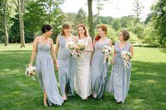 dessy platinum real weddings - Google Search