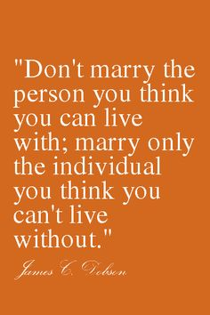 Ive seen this before and may have pinned it but worth pinning twice!  #love #marriage #quotes