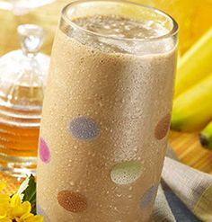 Chocolate Banana Breakfast Shake made with Silk @Silk via @PureWow
