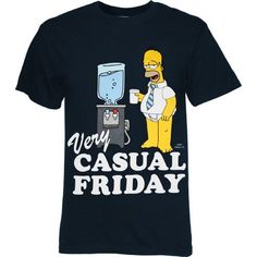 The Simpsons: 30 t-shirts designs with the funniest cartoon characters - fancy-tshirts.com