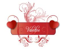 Valentines Day Vector Graphic, Download heart valentine's day card in vector format, vector art, heart background, image is a scalable vector illustration