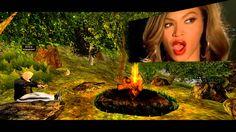 "Second Life ""Mega"" Beyonce - Listen - Brasil 2016 [HD]"