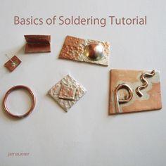 Soldering Tutorial for Basics
