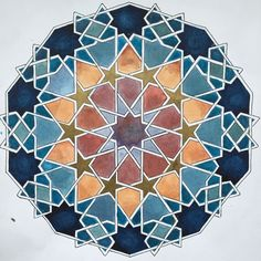 #geometry #islamicpattern #artofislamicpattern