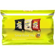 Smartfood Popcorn, Variety Pack, 20 Ct