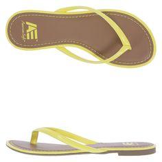 Women's Surfside Flat Flip FlopWomen's Surfside Flat Flip Flop, Yellow