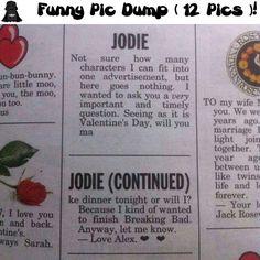 Funny Pic Dump ( 12 Pics )