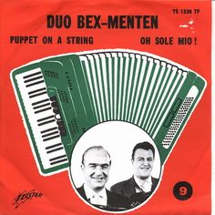 """Duo Bex-Menten - """"Puppet on a String"""", instrumental cover version of the winning song Eurovision Song Contest 1967"""