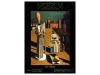 Clementoni: The Chirico - The Disquieting Muses Puzzle Art, Muse, Painting, Painting Art, Paint, Draw, Paintings