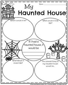 halloween writing prompts 3rd grade