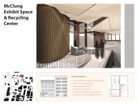 my concept is to create a space that invoked the feeling of being enveloped in a