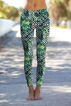 Girls In Leggings, Women's Leggings, Leggings Store, Cheap Leggings, Tights, Floral Leggings, Printed Leggings, Pineapple Clothes, Lady L