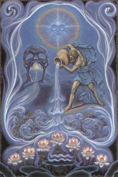 Johfra Bosschart   Aquarius