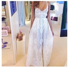 I don't know why but if love this dress! It is so delicate and sweet