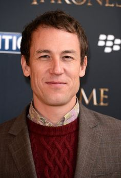 """Tobias Menzies, who will be playing Frank Randall and Jonathan (""""Black Jack"""" Randall in the upcoming OUTLANDER TV series on STARZ."""