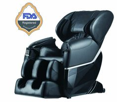 Shiatsu Massage Chair Full Body Recliner Zero Gravity Heat Therapy Electric  #BestMassage