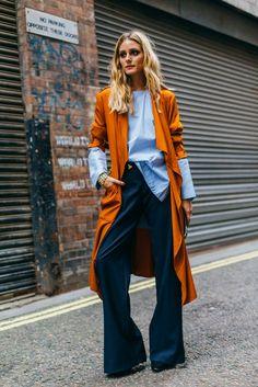 Olivia Palermo ha lucido tres looks durante la Semana de la Moda de Londres que incluían varias prendas de Zara. Street style...