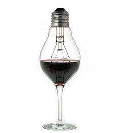 Wine Glass Light Bulb by Designertheo on DeviantArt Wine Press, Buy Wine Online, Photoshop Cs5, Creative Photos, Wine Drinks, Wine Decanter, Photo Manipulation, Cool Artwork, Photo Art