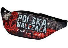 Saszetka nerka 'Polska Walcząca - Pamiętamy' ---> Streetwear shop: odzież uliczna, kibicowska i patriotyczna / Przepnij Pina!