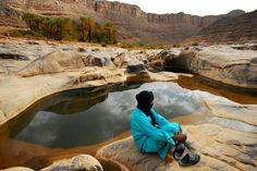 الصورة لولاية إليزي ( بحيرة أهرير ) 🌹