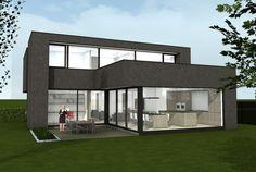 Afbeeldingsresultaat voor nieuwbouw huis