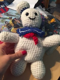 Ghostbusters Amigurumi Pattern : 1000+ images about GHOSTBUSTERS! on Pinterest The real ...