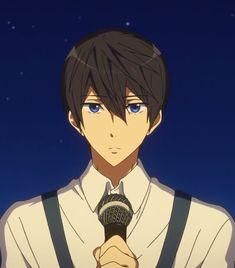 Haru And Makoto, Haruka Nanase, Swim Club, Merman, Free, Fan Art, Anime, Character, Chloe