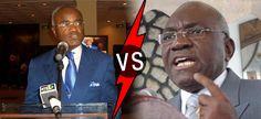 Zacharie Myboto n'acceptera pas une candidature de jean Eyeghe Ndong pour être le candidat unique de l'opposition.