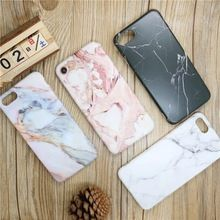 Fashion Marble Phone Cases for iPhone 6 Case For Apple iphone 7/ 6 Plus 6SPlus Cover Coque Smooth Back Cover Capa Fundas Coque(China (Mainland))