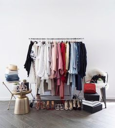 A Fashion Girl's Case For A Cluttered Closet