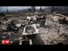 About 120 people were left homeless after a blaze swept through several municipalities in the Garden Route in October. At least 19 homes were destroyed. Knysna, Losing Everything, At Least, October, Homes, Day, Garden, People, Houses