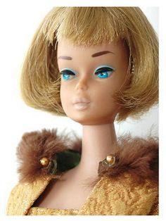 Barbie, Vintage, American Girl