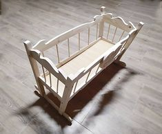 Bassinet, Bed, Furniture, Home Decor, Crib, Decoration Home, Stream Bed, Room Decor, Home Furnishings