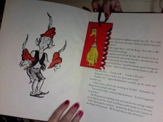 Dr. Seuss.  I love it.