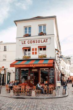 Paris journey information - Travel Destinations Montmartre Paris, Paris Paris, Paris Street, Photography Beach, Travel Photography, France Photography, Building Photography, Photography Composition, Photography Classes