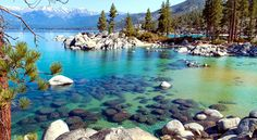 Lake Tahoe, NV/CA