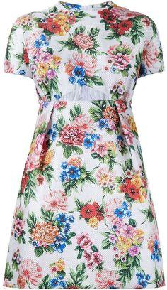 Emilia Wickstead Tinker Floral Dress