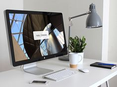 Getting the right workspace setup can make an enormous difference to your productivity and workflow. So in this post i have collected 27 inspiring workspaces that will make rethink yours. The collection ranges from your typical freelancer working from his or her spare room to the fully blown office minimalist. Enjoy!