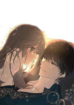 Manhwa Manga, Manga Anime, False Confessions, Fantasy Character Design, Fantasy Characters, Anime Couples, Webtoon, Novels, Romance