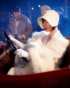 Miss Fisher's Murder Mysteries. Love this series, amazing costumes! Essie Davies.